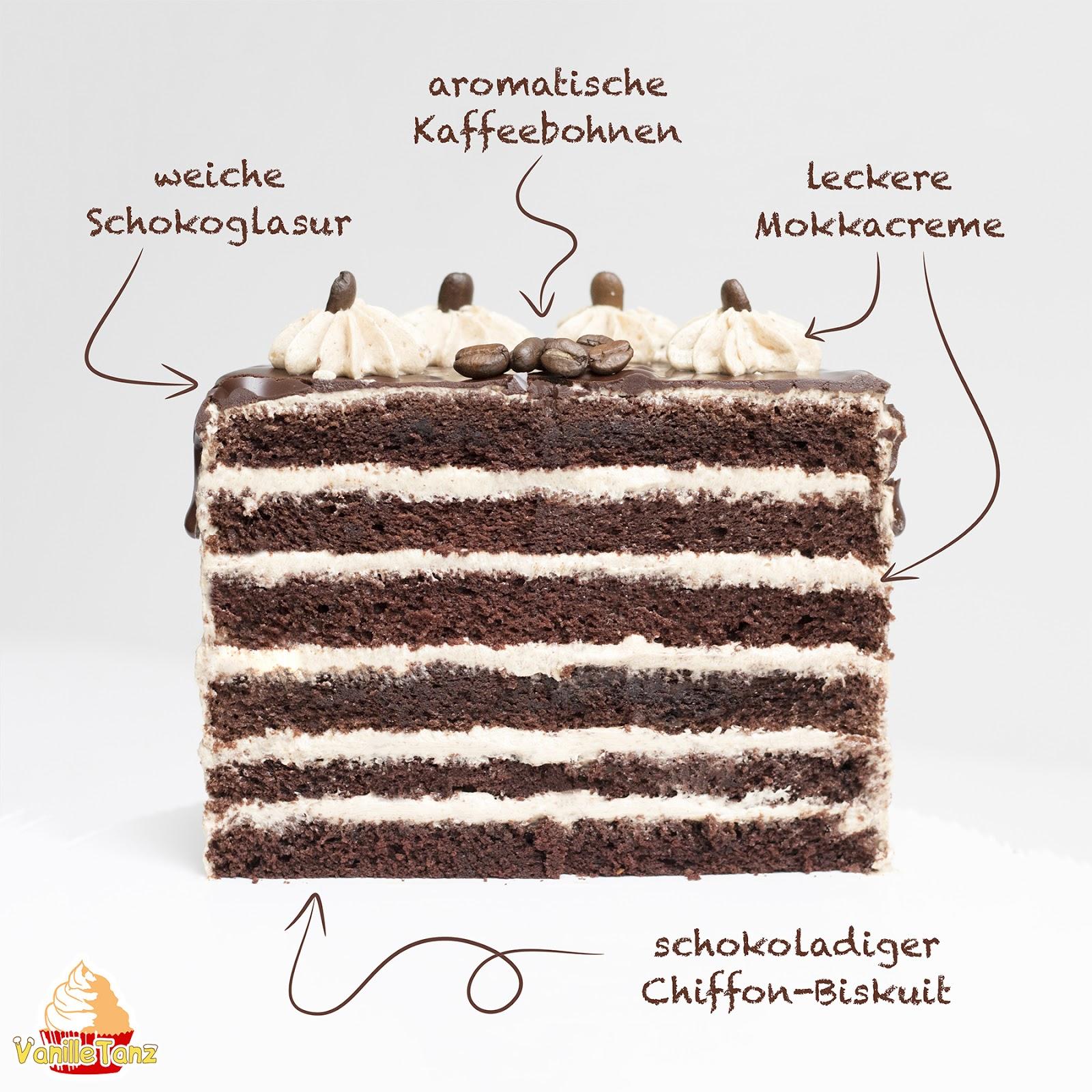 Torten Rezepte - VanilleTanz