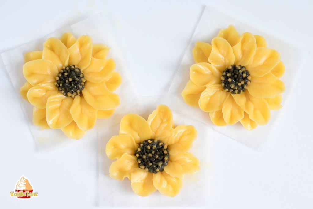 Buttercreme Gänseblümchen