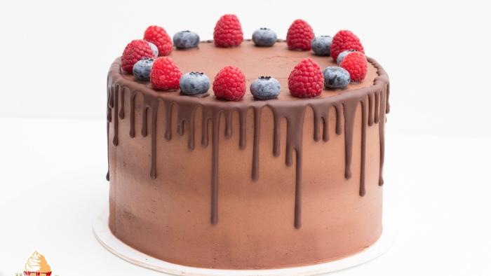 Drip Ganache Rezept Für Drip Cake Vanilletanz