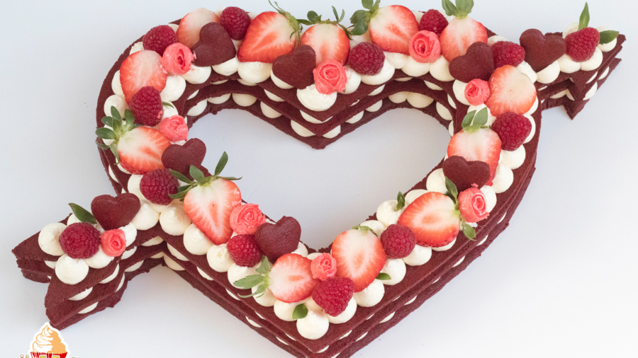 Cream Icing Birthday Cake