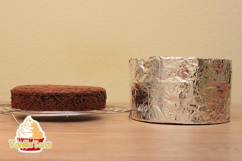 torte prag mit Hubbelfrei - Methode